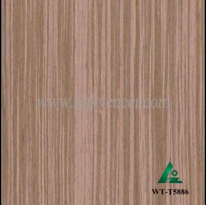 WT-T5886, low price types of wood veneer poplar face veneer engineered wood veneer