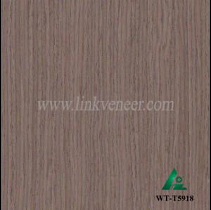 WT-T5918, Black Walnut Engineered Veneer for Plywood