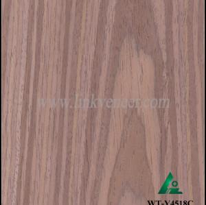 WT-Y4518C, face veneer engineered face veneer walnut face veneer artificial wood veneer for plywood face veneer