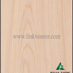 WOAK-Y6028C, 0.3mm Recon oak veneer for plywood face