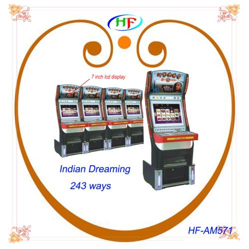 casino slot emulator