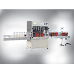 Automatic Oil Liquid Filling Line
