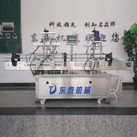 润滑油灌装旋盖一体机