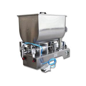 半自动膏体灌装机