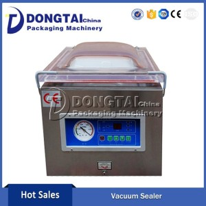 Fruit and Vegetable Food Bag Vacuum Packing Machine