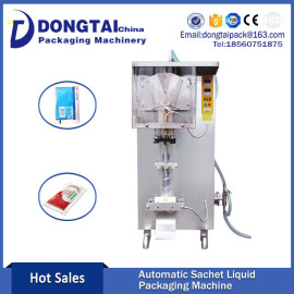 Professional Automatic Liquid Back Seal Packing Machine