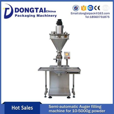Semi-Automatic Packing Machine for cosmetics powder