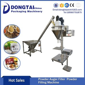 Semi Automatic wheat flour packing machine