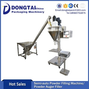 spices powder filling packing machine