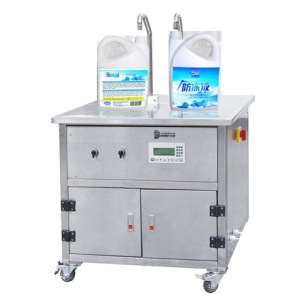 2 Head Lube Oil Filling Machine in Glass Bottle