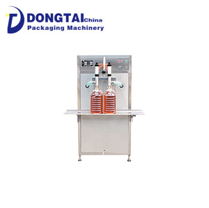 Semi-automatic Pneumatic Lubricating Oil Filling Machine