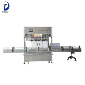 5 L High Quality Cooking Edible Oil Filling Machine Bottling Plant