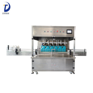 Automatic 5L Palm Oil Filling Machine/Cooking Oil Filling Machine/Lubricating Oil Filling Machine