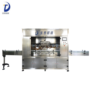 Automatic Vegetable Olive Oil Filling Machine