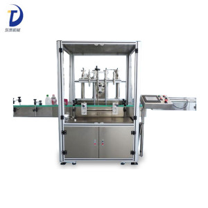 Hot sale 4 heads Automatic Oil Filling Machine