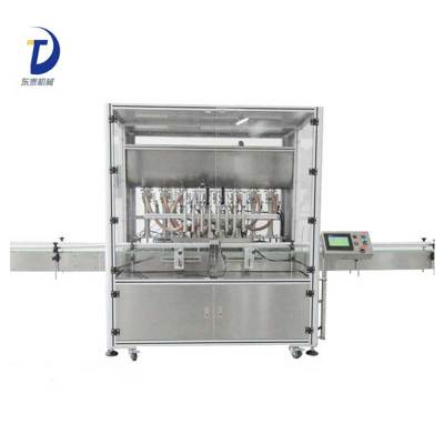 Automatic 8 heads Tomato Paste Filling Machine for Sale