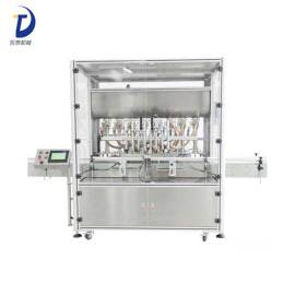 Automatic Chili Sauce Tomato Sauce Filling Machine in Bottle