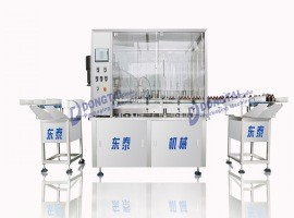 3 in 1 Automatic Oral Liquid Filling Capping Machine,Syrup Filling Sealing Machine
