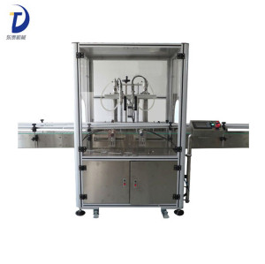 Automatic Edible Oil Filling Machine for 5L bottle