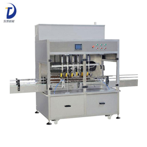 5 Litter Automatic Lubricant Oil Filling Machine Line, Engine Oil Filling Machine
