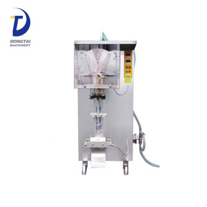 Factory Price Automatic Sachet Liquid Milk Filling Sealing Packing Machine