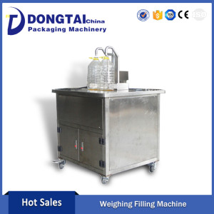Semi-Auto BSB Flavouring oil filling machine