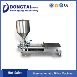 Semi-Autmatic Tomato Paste/Ketchup/Sauce Filling Machine