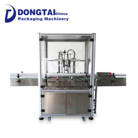 Automatic 5L Olive Oil Filling and Packing Machine