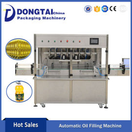 Automatic Linear Cooking Oil /Edible Oil/Olive Oil Filling Machine