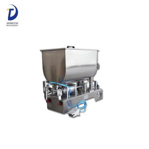 packed mayonnaise sweet chili sauce fruit jam filling machine