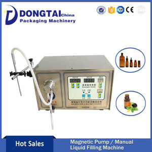 Magnetic Drive Pump Micro-Computer Liquid Filling Machine