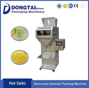 Semi Automatic GranuleVibratory Filling Machine