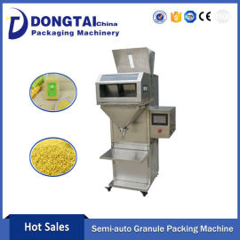 Semi Automatic Granule Vibratory Filling Machine