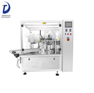 Automatic Vegetable juices Bag Packing Machine