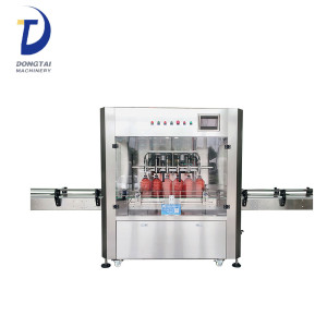 Automatic Bottle Oil Filling Machine for Edible Cooking Vegetable Oil/ Engine Lube Lubricant