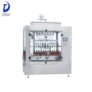 soy sauce filling machine/leaf fertilizer/vinegar filling machine
