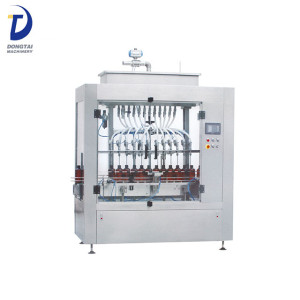 soy sauce filling machine/leaf fertilizer/vinegar filling machine