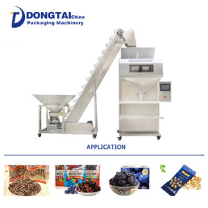 Semi-automatic Granule Filling Machine