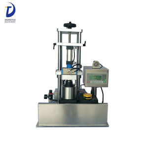 professional manufacturer glass jar/bottle twist off cap vacuum capper machine for sale