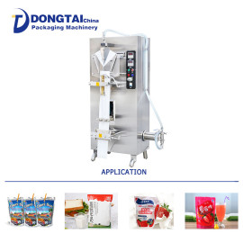 Automatic Bagged Liquid Packing Machine