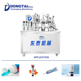 Automatic Toothpaste Tube Filling Machine paste filling machine