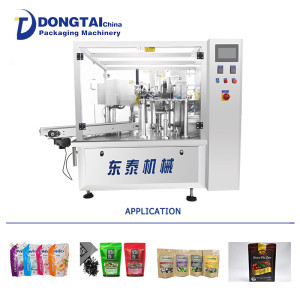 Prefabricated Bag Powder/Liquid/Granule Packing Machine