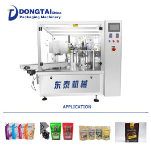 Multifunctional Prefabricated Bag Liquid Packing Machine