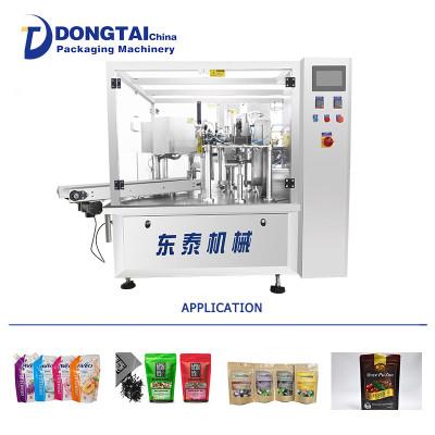 Multifunctional Prefabricated Bag Liquid Packing Machine