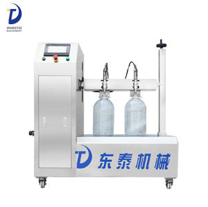 Semi-automatic BSB oil filling machine