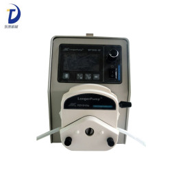 Small Filling Tabletop Peristaltic Pump Liquid Filling Machine