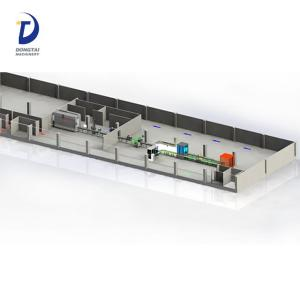Hot sale Automatic Lubricants filling machines line