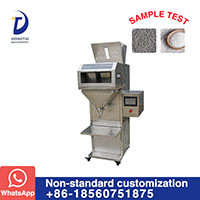 ZX-C-02B Double Scale Particle Weighing Machine