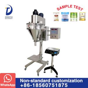 ZX-F-01B Semi-Automatic Quantitative powder filling machine
