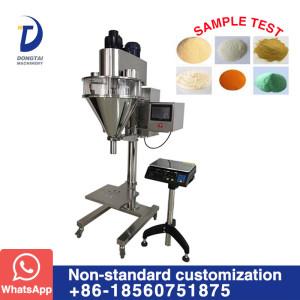 ZX-F-01A Semi-Automatic Quantitative Powder Filling Machine